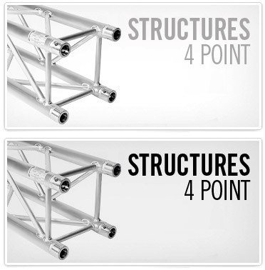 Structures alu 4 Point