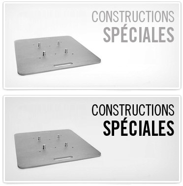 Constructions speciales